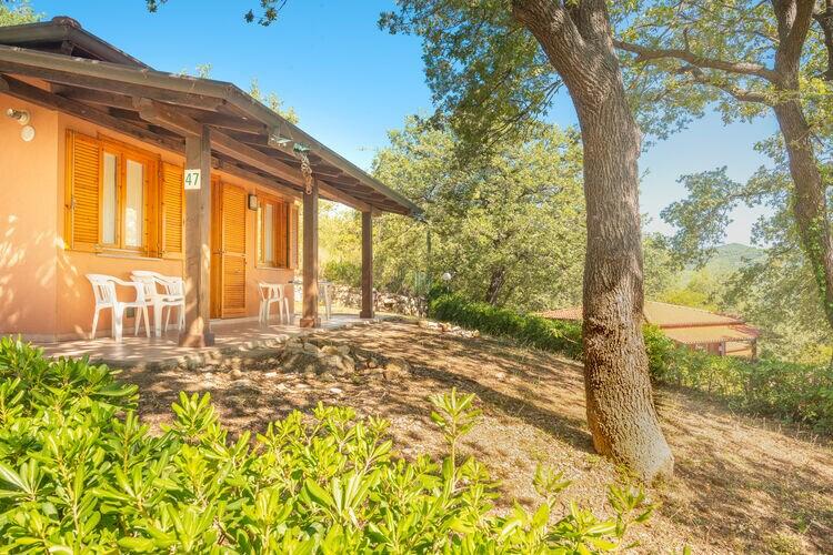 Italie | Lig | Bungalow te huur in Andora met zwembad  met wifi 5 personen