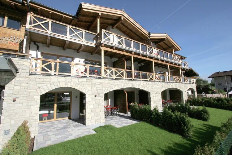 Kaprun Vakantiewoningen te huur Luxueuze en moderne design-suite met één slaapkamer vlakbij het centrum