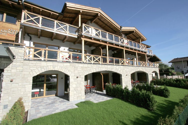 Kaprun Vakantiewoningen te huur Luxueus appartement met drie slaapkamers en parkeergarage