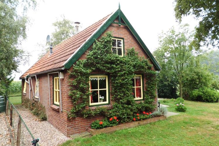 vakantiehuis Nederland, Overijssel, Den ham vakantiehuis NL-7683-07