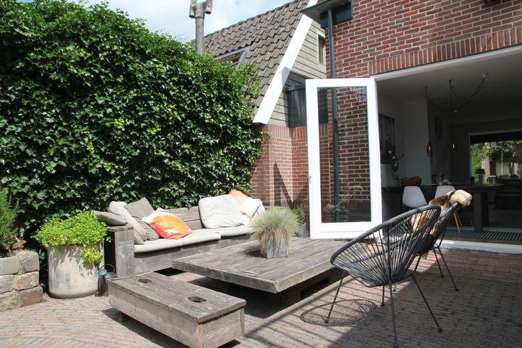 Vakantiewoning Nederland, Noord-Holland, Castricum vakantiewoning NL-6485-01