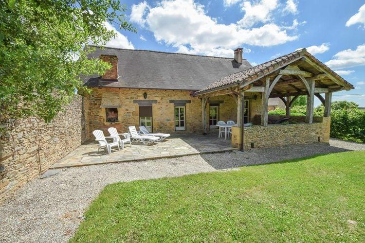 Vakantiehuis met zwembad met wifi  St-Medard-DexcideuilLe Sechoir