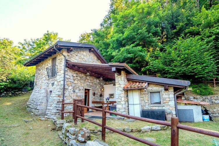 Vakantiehuizen Italie | Italiaanse-Meren | Vakantiehuis te huur in Mergozzo   met wifi 4 personen