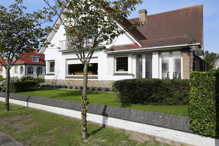 vakantiehuis België, West Vlaanderen, De Panne vakantiehuis BE-8660-24
