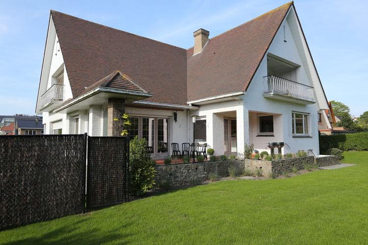 Vakantiehuizen De-Panne te huur De-Panne- BE-8660-24   met wifi te huur