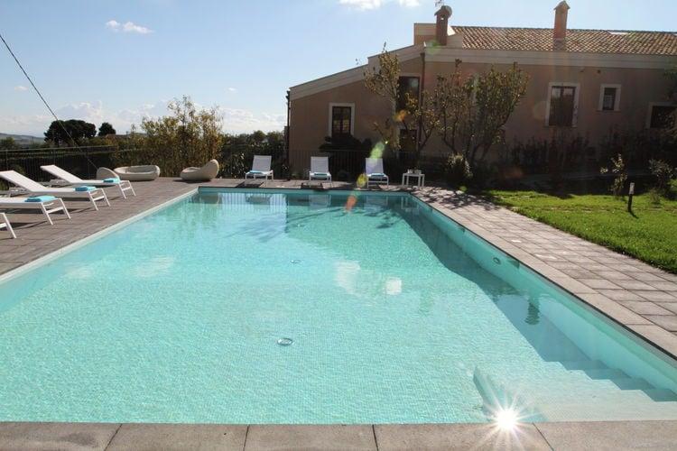 Villa Italië, Sicilia, Centuripe Villa IT-94010-02