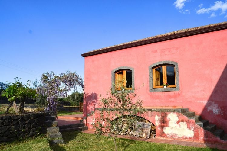 vakantiehuis Italië, Sicilia, Santa Venerina vakantiehuis IT-95010-07