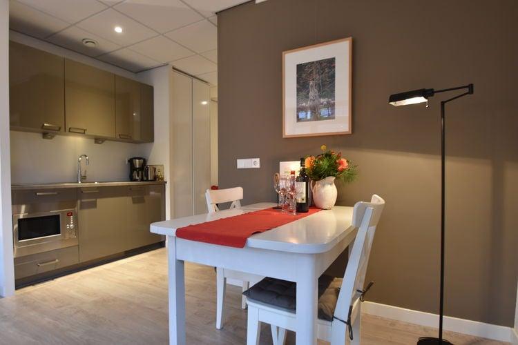 Vakantiehuizen Nederland | Noord-Holland | Appartement te huur in Bergen   met wifi 2 personen