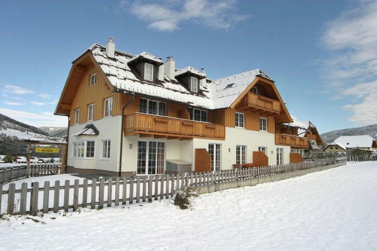 Vakantiehuizen Oostenrijk | Salzburg | Appartement te huur in Sankt-Margarethen-im-Lungau   met wifi 8 personen