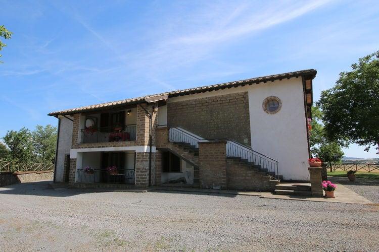 Boerderij Italië, Lazio, Bagnoregio Boerderij IT-01022-04