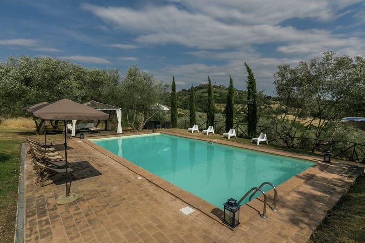 Villas Italie | Umbrie | Villa te huur in Agello met zwembad  met wifi 12 personen