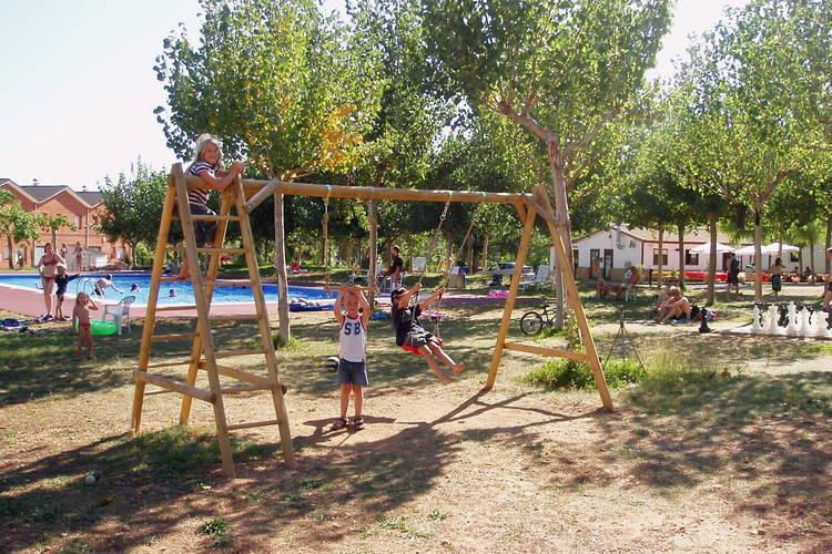 Vakantiewoning Spanje, Navarra, La Puebla de Roda Sta caravan ES-22482-07