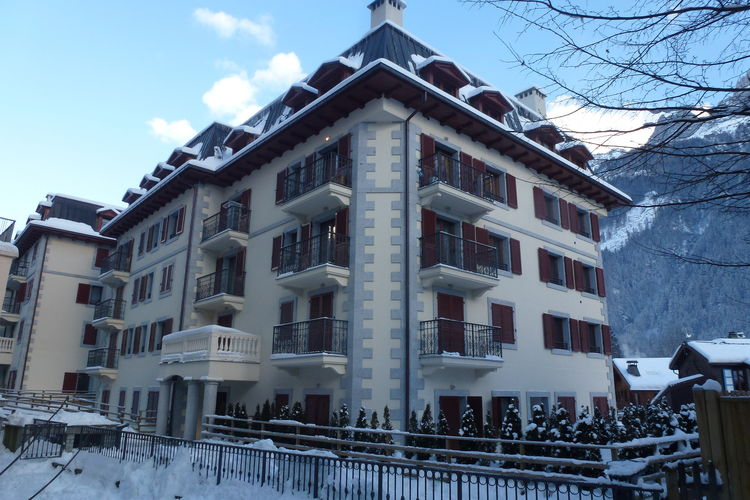 Omega - Apartment - Chamonix