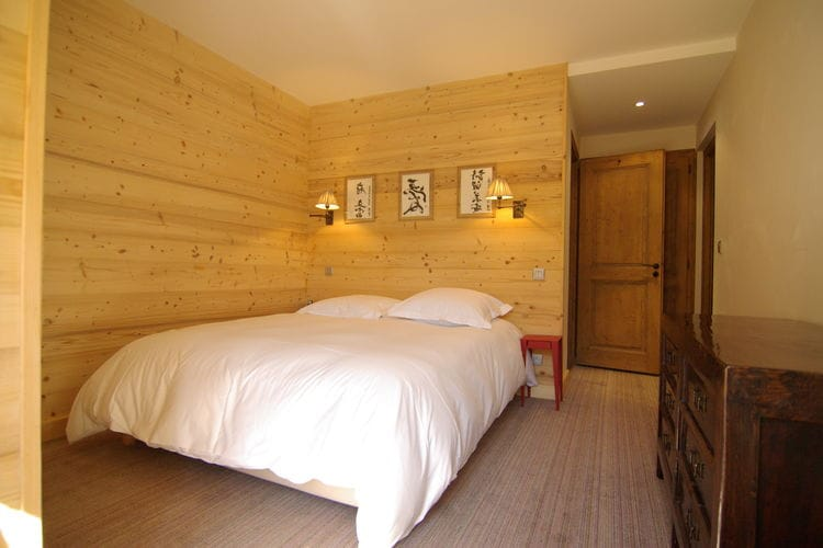 Chalet Ambre- Freedom to Choose - Chamonix - Bedroom
