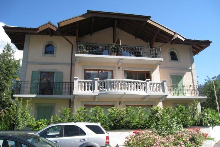Appartement    Chamonix-Mont-Blanc  Appartement in een nieuwe residentie in het centrum van Chamonix