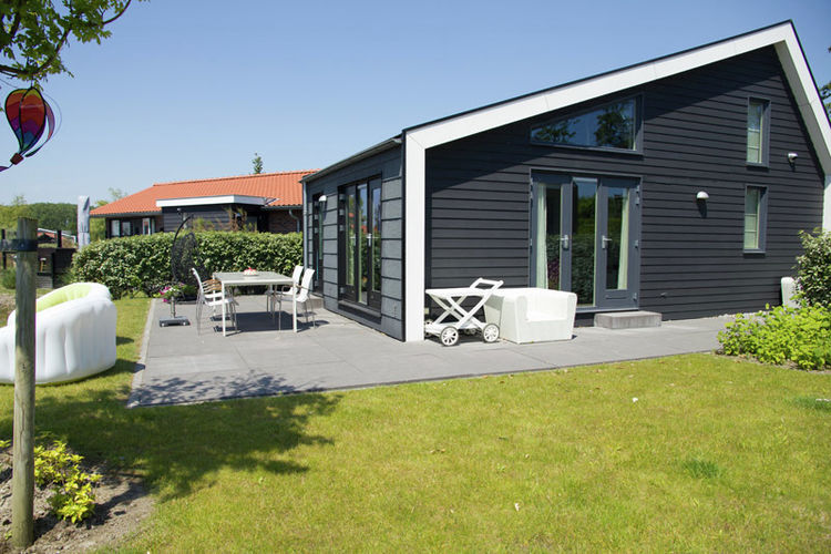 Holland | Zeeland | Holiday home Cosy Oosterschelde | all year | ExteriorSummer