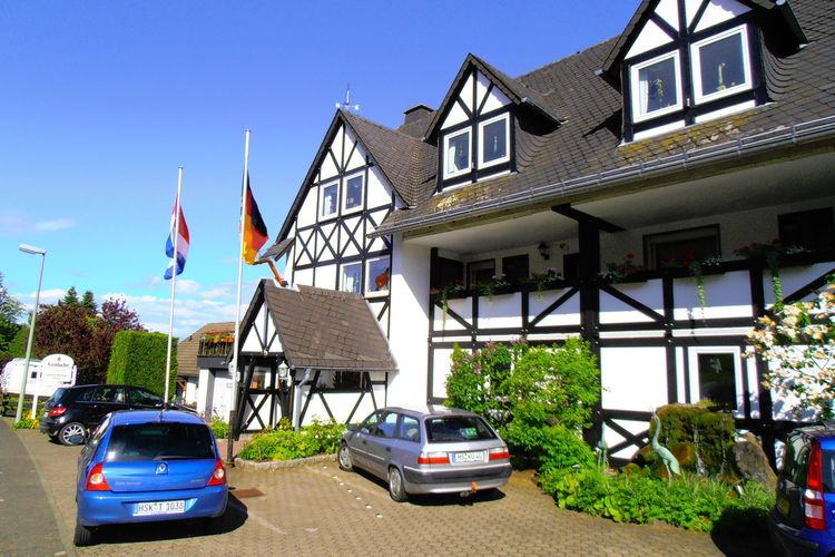 Appartement met zwembad met wifi  SauerlandSauerland-Blick