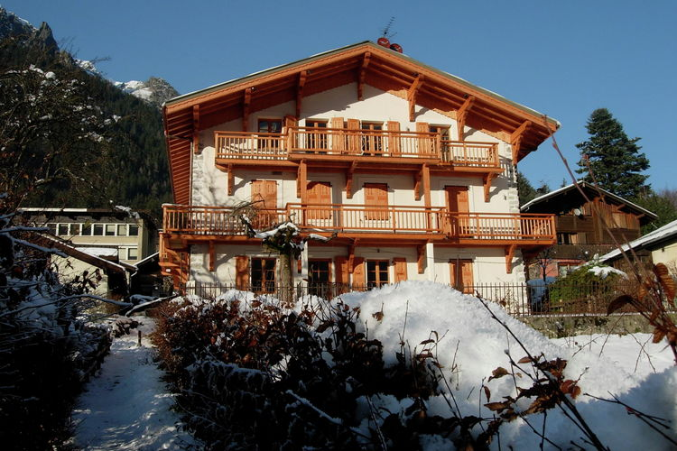 Apache - Apartment - Chamonix - Exterior - Winter