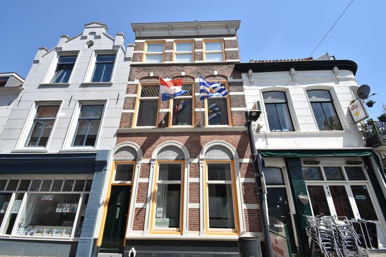 Vakantiehuizen Nederland | Zeeland | Villa te huur in Vlissingen   met wifi 6 personen