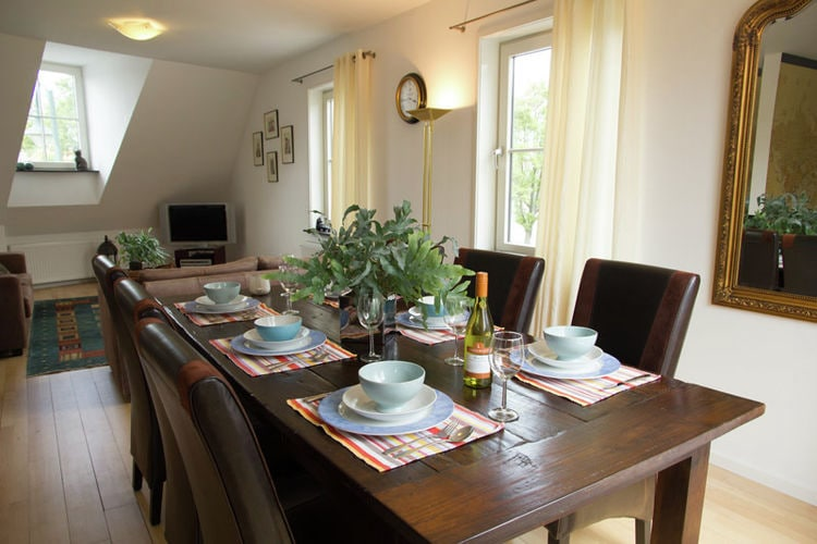 Holland | Zeeland | Holiday home De Eendracht | all year | DiningRoom