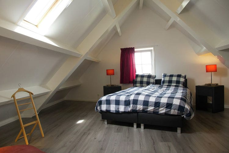 Holland | Zeeland | Holiday home De Eendracht | all year | BedRoom