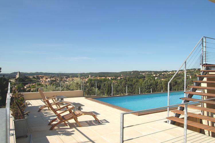 Villa Frankrijk, Languedoc-roussillon, Rochefort Villa FR-30650-03