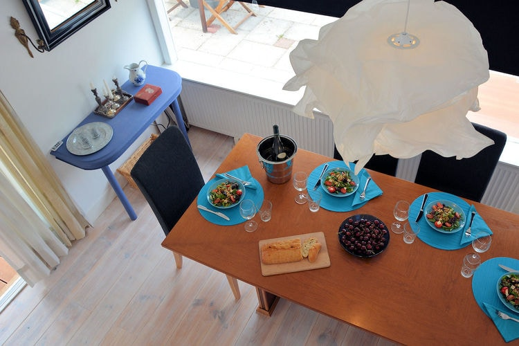 Holland | North Sea Coast South | Holiday home Marie aan Zee | all year | DiningRoom