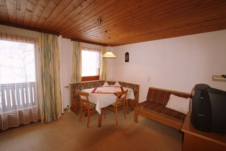 Appartement Oostenrijk, Vorarlberg, Vandans Appartement AT-6773-34