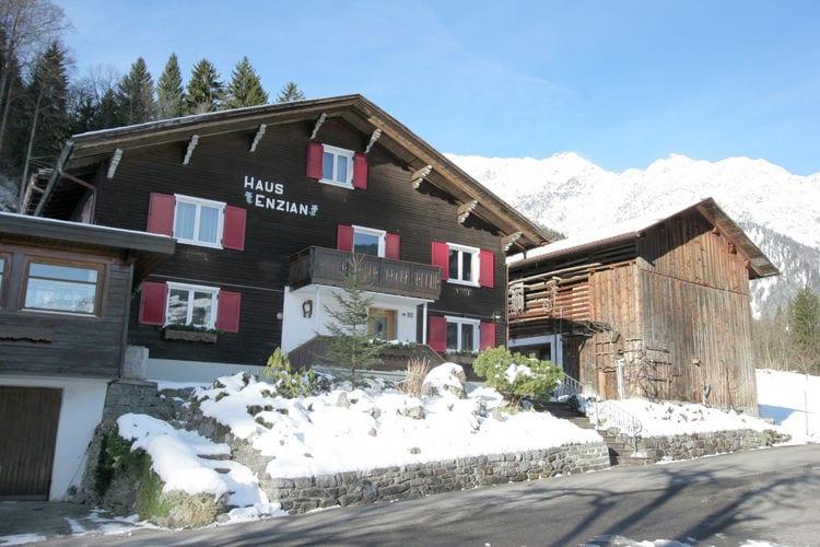Vakantiehuizen Oostenrijk | Vorarlberg | Appartement te huur in Vandans   met wifi 6 personen