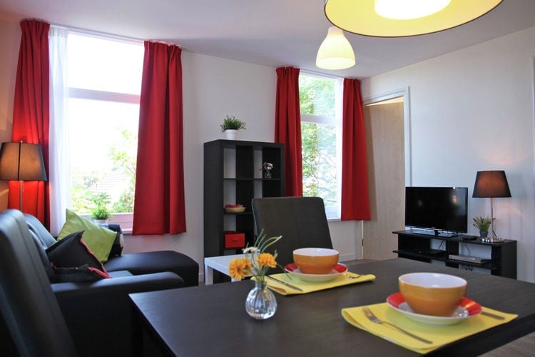 Holland | North Sea Coast North | Holiday home Cosy Egmond - Appartement 3 | all year | DiningRoom