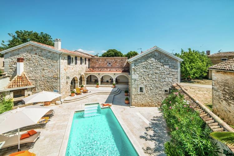 Villa Kroatië, Istrie, Vrsar Villa HR-52450-07