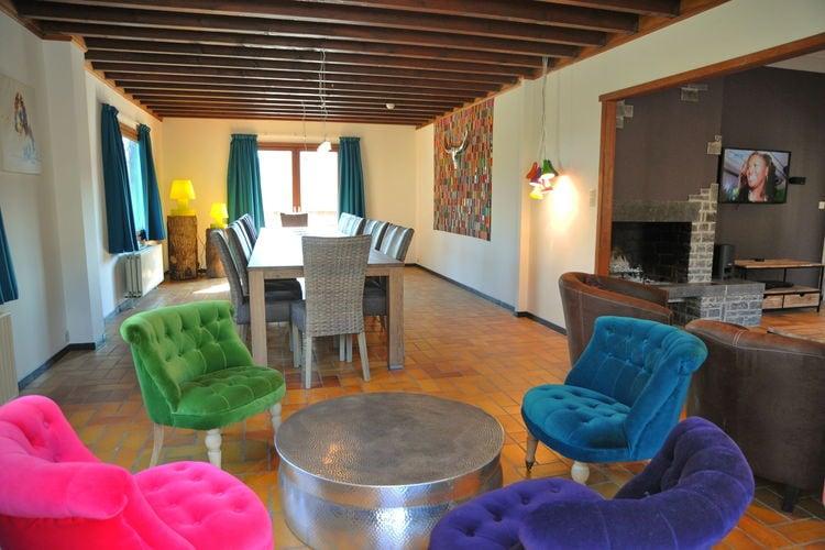 vakantiehuis België, Namen, Waulsort vakantiehuis BE-5540-29