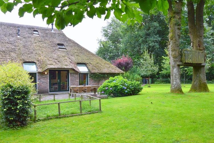 Nederland | Drenthe | Boerderij te huur in Diever   met wifi 7 personen