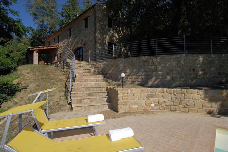 Villa Tony - Accommodation - Gualdo
