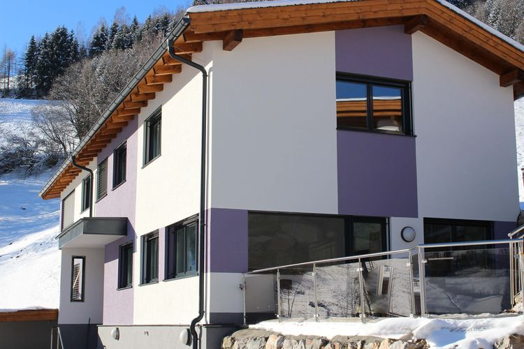 Lukic - Apartment - Kaprun - Exterior - Winter