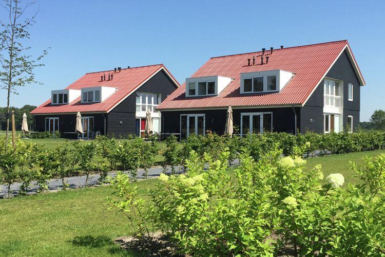 Vakantiehuizen Nederland   Overijssel   Vakantiehuis te huur in Paasloo met zwembad  met wifi 8 personen