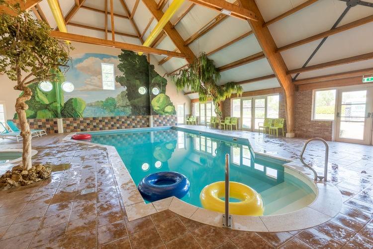 Woning Nederland | Overijssel | Vakantiehuis te huur in Paasloo met zwembad  met wifi 12 personen