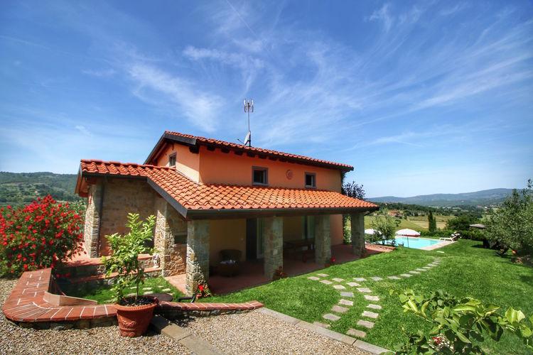 Vakantiehuizen Italie | Toscana | Villa te huur in Monte-san-Savino met zwembad  met wifi 12 personen