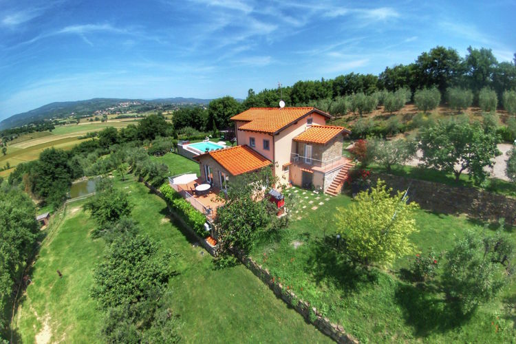 Villa Italië, Toscana, Monte san Savino Villa IT-52048-02