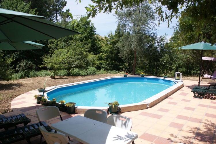 Portugal | Centraal-Portugal | Vakantiehuis te huur in Nogueira-do-Cravo-ohp met zwembad  met wifi 5 personen