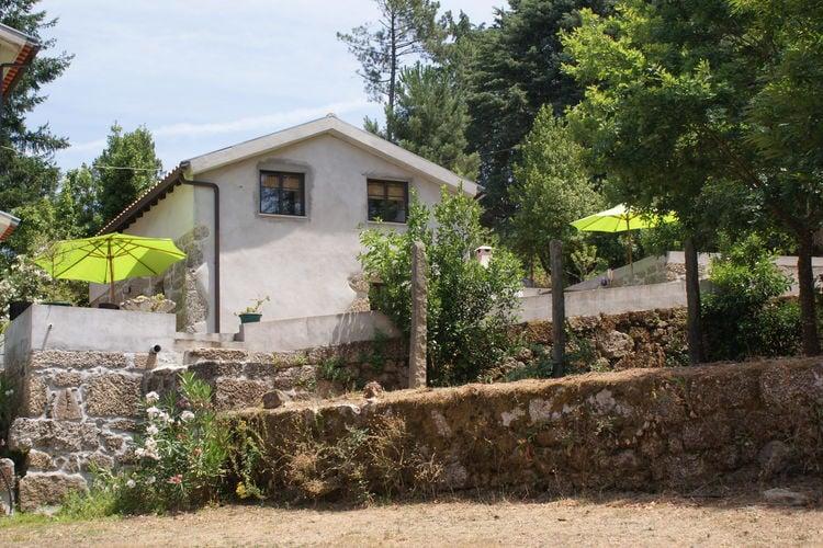 Centraal Portugal Vakantiewoningen te huur Sfeervol vrijstaand vakantiehuis op landgoed