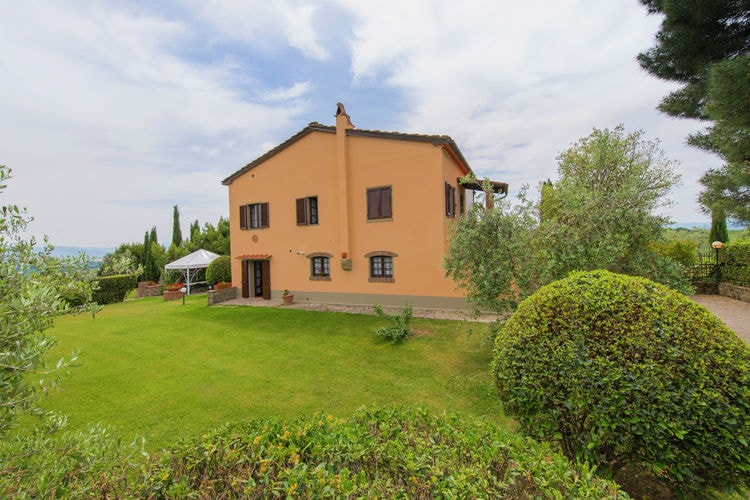 Villa met zwembad met wifi  ToscanaVilla Cella