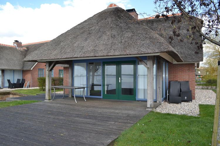 met je hond naar dit vakantiehuis in Wanneperveen