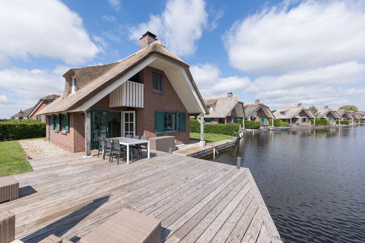 Nederland | Overijssel | Villa te huur in Wanneperveen   met wifi 4 personen
