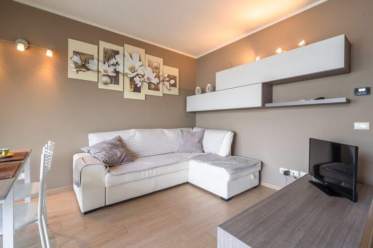Appartement Italië, Italiaanse Meren, Marone Appartement IT-25054-06