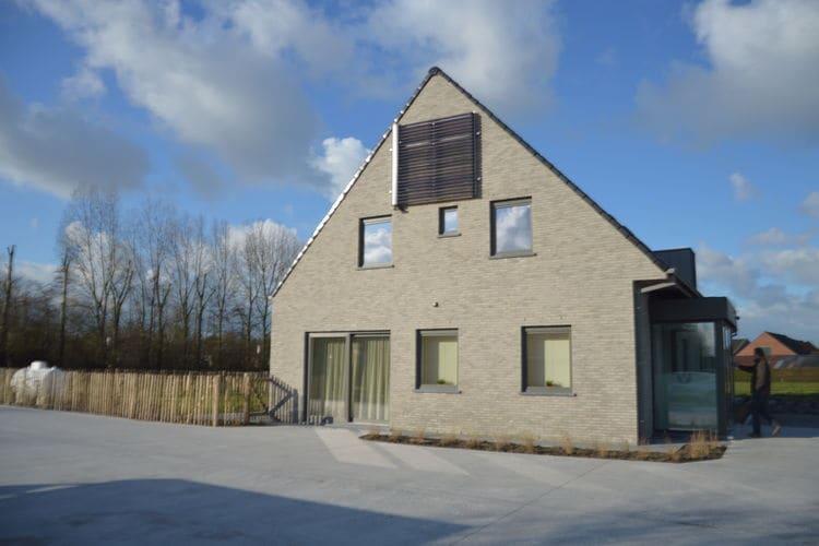 Villa België, West Vlaanderen, De Haan Villa BE-8421-19