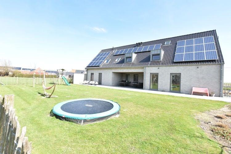 Vakantiehuizen Belgie | West-Vlaanderen | Villa te huur in De-Haan   met wifi 20 personen