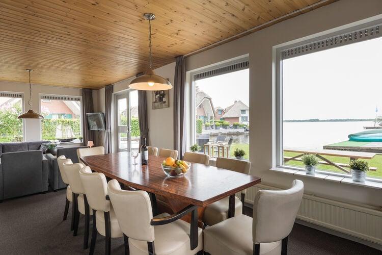 Villa Nederland, Overijssel, Wanneperveen Villa NL-7946-15