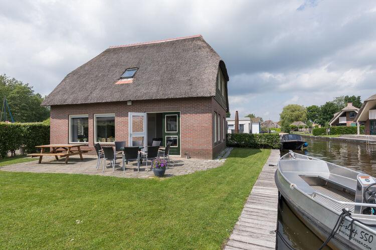 Vakantiehuizen Nederland | Overijssel | Villa te huur in Wanneperveen   met wifi 10 personen