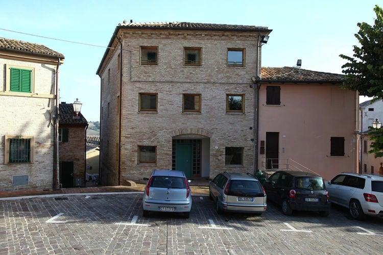 Borgo Due - Accommodation - Monterado Di Trecastelli